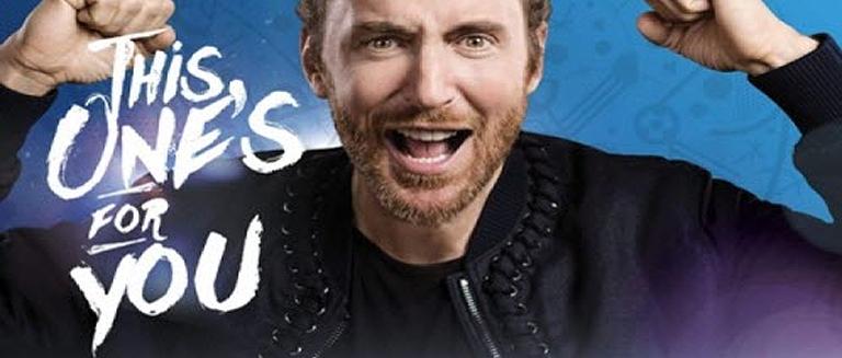 David Guetta - This One's For You czasoumilacz