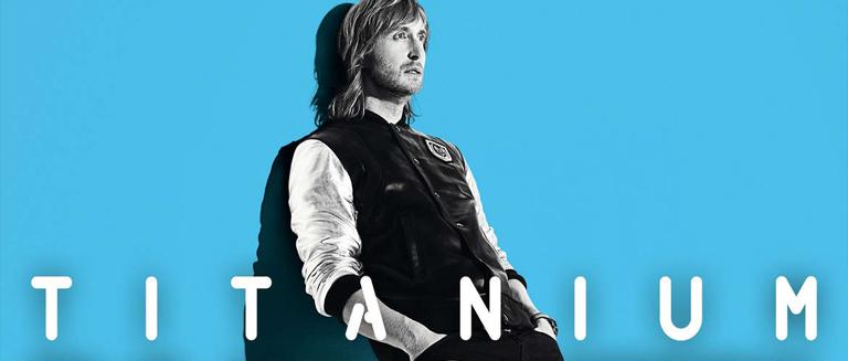 David Guetta - Titanium czasoumilacz