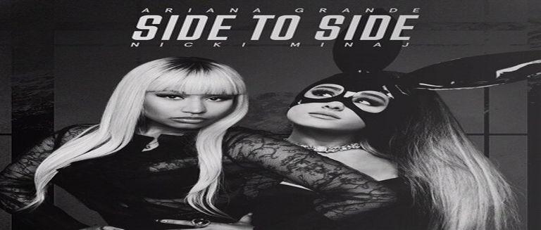 Ariana Grande - Side To Side ft. Nicki Minaj czasoumilacz