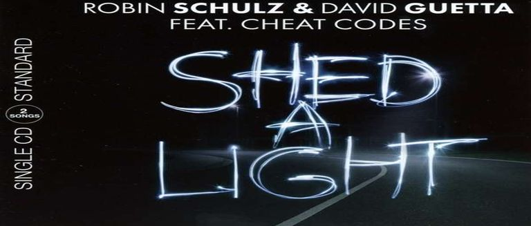 ROBIN SCHULZ & DAVID GUETTA & CHEAT CODES – SHED A LIGHT czasoumilacz