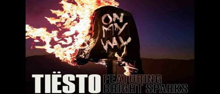 Tiësto - On My Way (Official Video) ft. Bright Sparks czasoumilacz