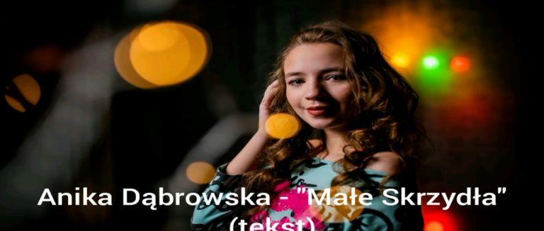 AniKa Dąbrowska - Małe Skrzydła czasoumilacz