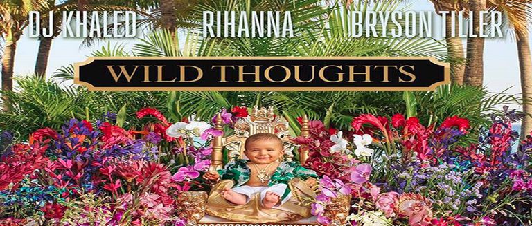 DJ Khaled - Wild Thoughts ft. Rihanna, Bryson Tiller czasoumilacz