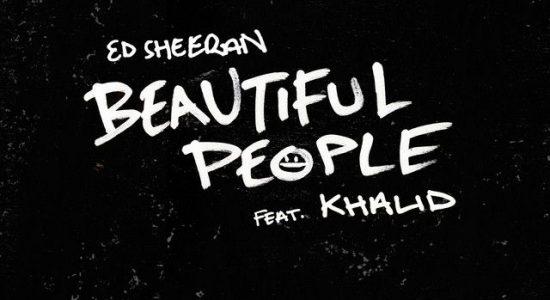 Ed Sheeran - Beautiful People (feat. Khalid) czasoumilacz
