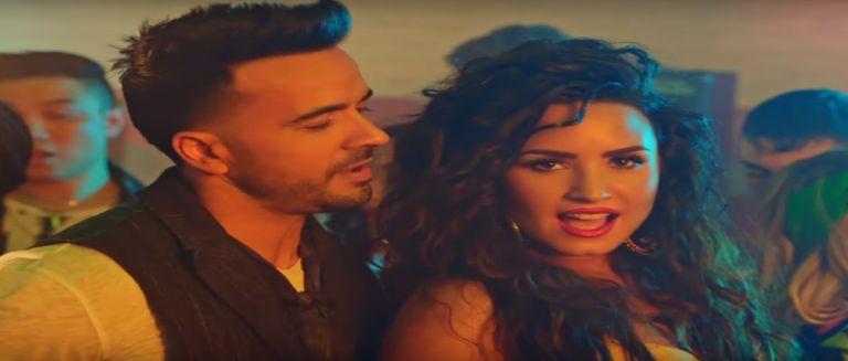 Luis Fonsi, Demi Lovato - Échame La Culpa czasoumilacz