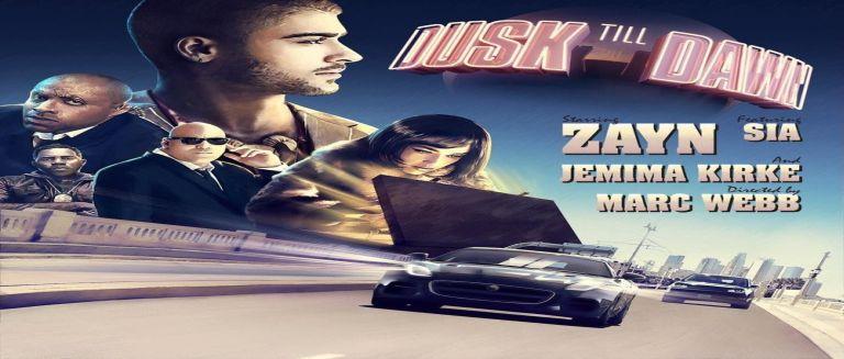 ZAYN - Dusk Till Dawn ft. Sia czasoumilacz